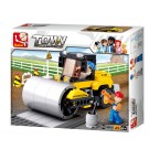 Construction Single Steel-Wheeled Street Roller (171 pcs)