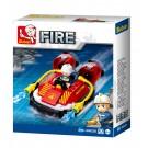 Small Fireboat (86 pcs)