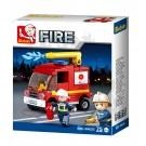Small Fire Truck (75 pcs)