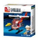 Small Fire Helicopter (80 pcs)