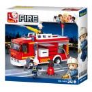 Fire Truck Water-Tank (343 pcs)