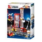 Fire Substation (425 pcs)