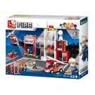 Fire Station (612 pcs)