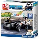 Police 4-in-1-Car (88 pcs)