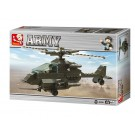 Apachi Battle Helicopter (158 pcs)