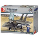 Air Force Fighter Plane (142 pcs)