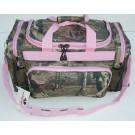 """20"""" Pink Mossy Oak Duffel (MT20-P)"""