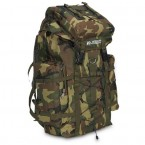 Everest Jungle Camouflage Hiking Pack