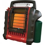 Mr. Heater Buddy Portable Propane Heater with Safety Sensors