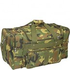 Everest Jungle Camouflage Duffel Bag