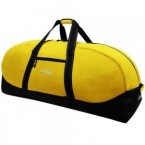 "Coleman Explorer Foldable Camp Duffel Bag - Yellow  - 32"" - WATERPROOF LINING"