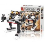 Space Transformer X1 - Hessen Chaser (108 pcs)