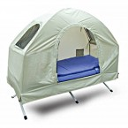 "Heavy Duty Tent Cot - 76"" x 30"""