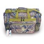 "Mossy Oak Infinity Duffel Bag - 17"" x 10"" x 9"" - Khaki Trim (MT17)"