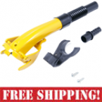 NATO Gas Can Nozzle - Yellow